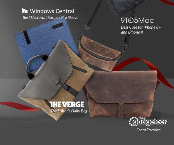WaterField Designs Editor Picks