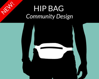 We're almost ready for the Hip Bag