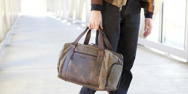 WaterField Designs Atlas Executive Athletic Holdall