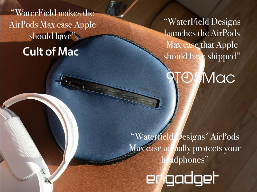 What the Media is saying about the AirPods Max Shield Case
