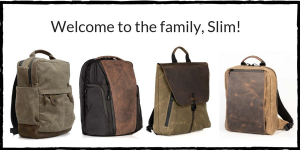 832c9edff38 Lighten your load with the NEW! Sutter Slim Backpack