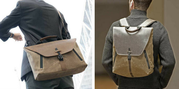 WaterField Designs Staad Backpack and Attaché