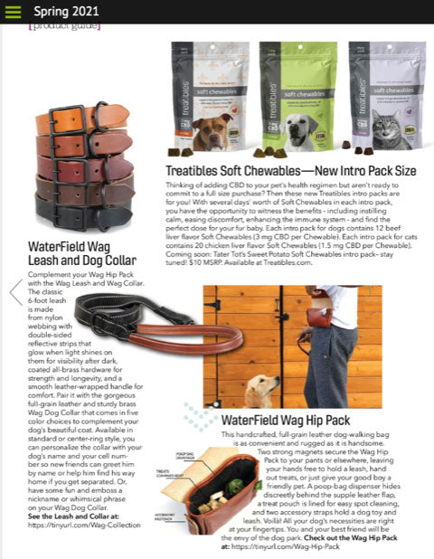 Pet Companion Magazine article