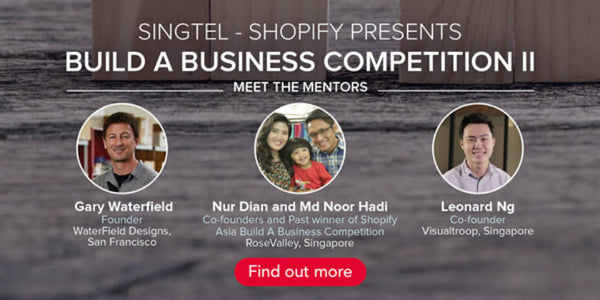 Singapore Telecom Build a Business competition
