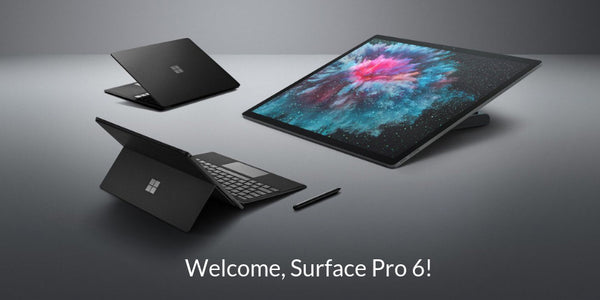 Surface Pro 6 Bags and Cases