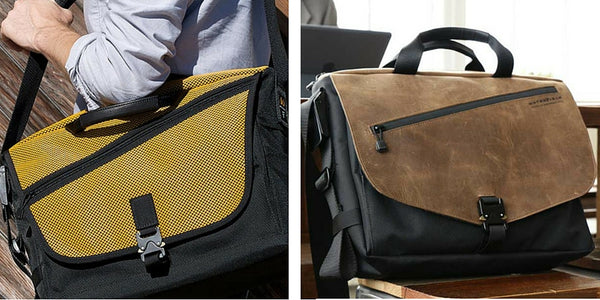 WaterField Designs Cargo Bag. Made in San Francisco.