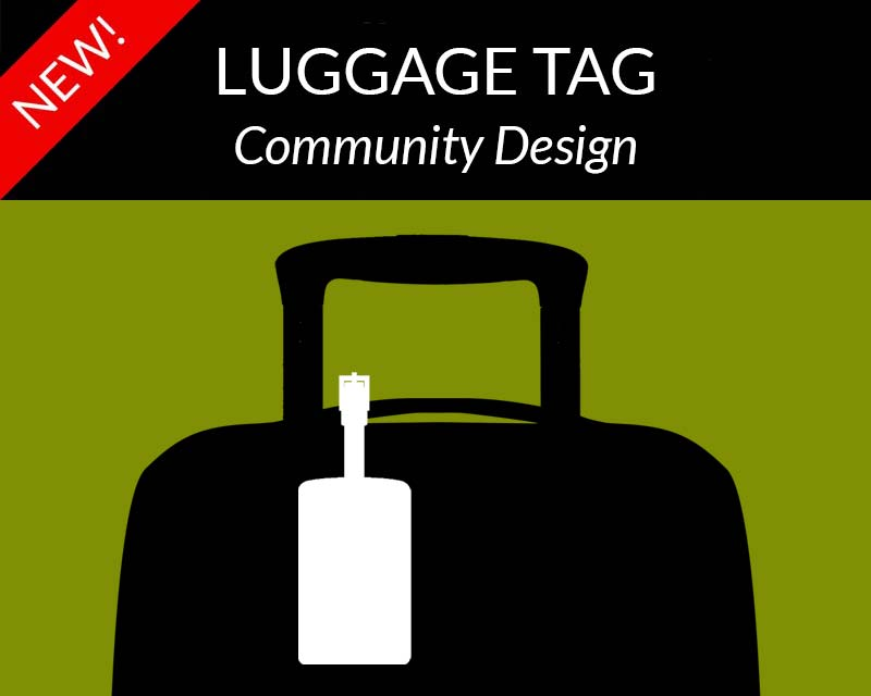 Luggage Tag Community Design