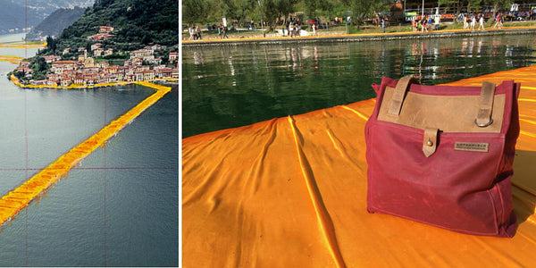 sfbags floating piers