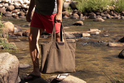 NEW! Outbound Canvas Tote