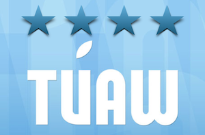 TUAW Rating: 4/4