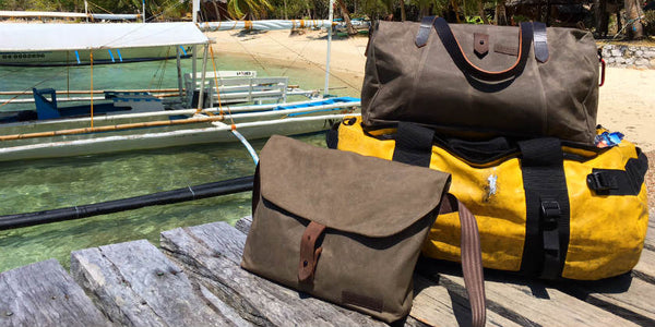 WaterField Designs. Made in San Francisco.