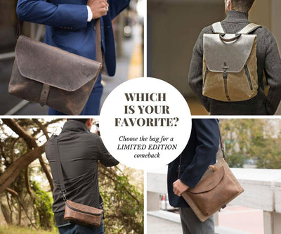 Pick the next Limited Edition bag
