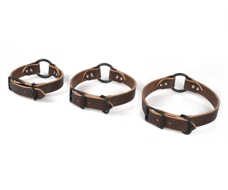 Center-ring Model in three sizes:   S, M, L (no Extra Small)