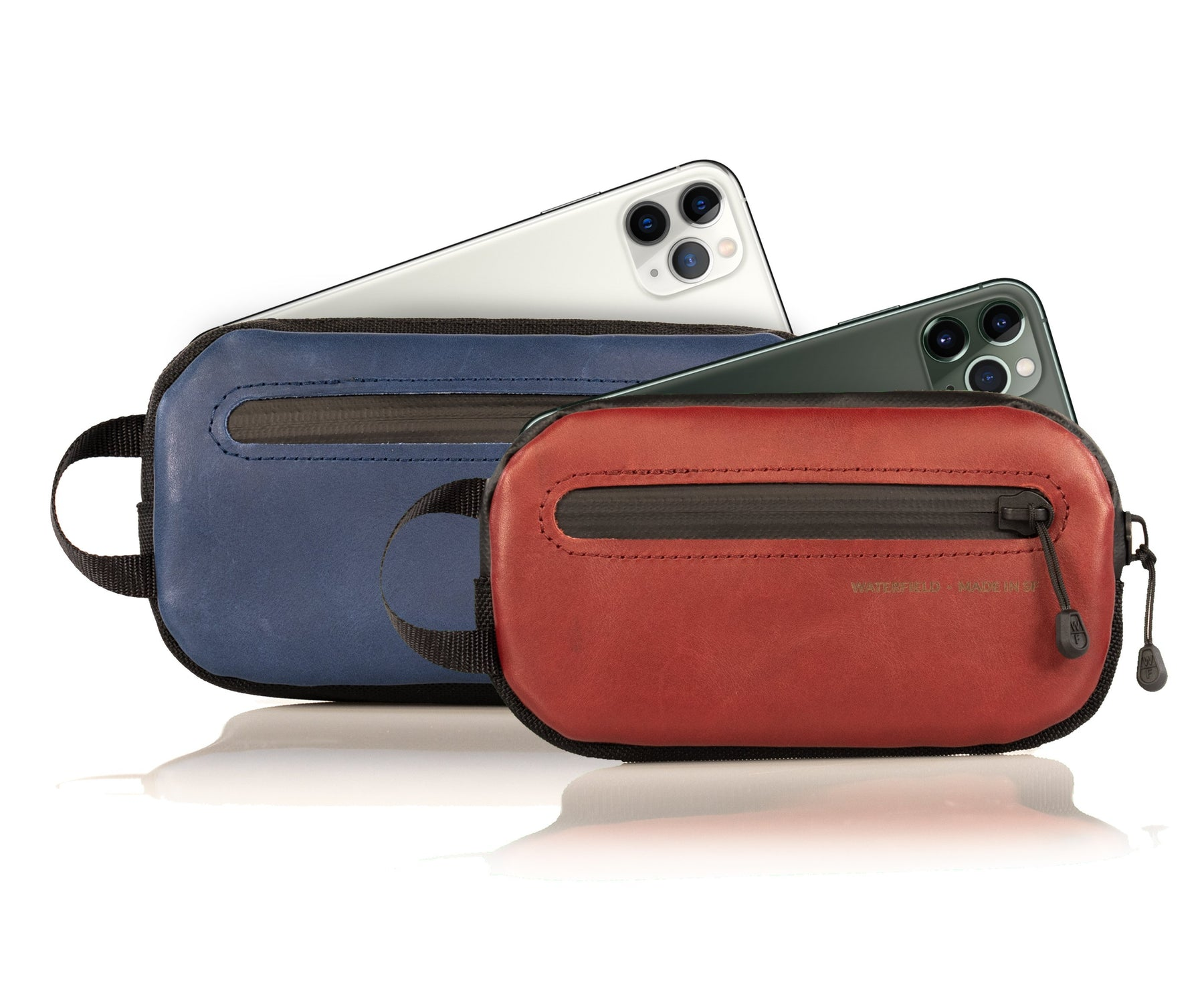 Jersey Pocket Tool Case Stylishly Stows iPhone, Cycling Tools, Cash, Key Image