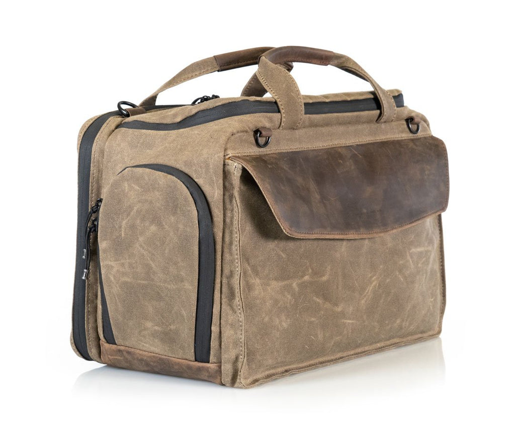 WaterField Unveils the Air Duffel, the Ultimate Airline Personal Item Image