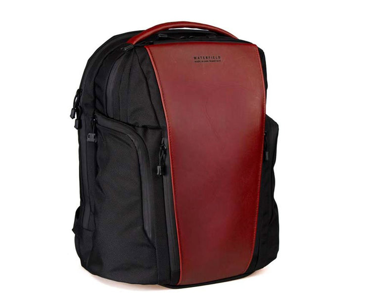 Pro Executive Laptop Backpack (Crimson)
