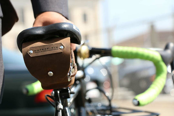 Leather Rapide Saddlebag