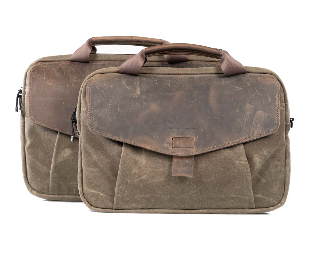 WaterField Unveils the Outback Duo - A Minimalist Dual-MacBook Bag Image