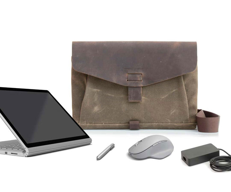 Compact everyday carry for the Surface and accessories