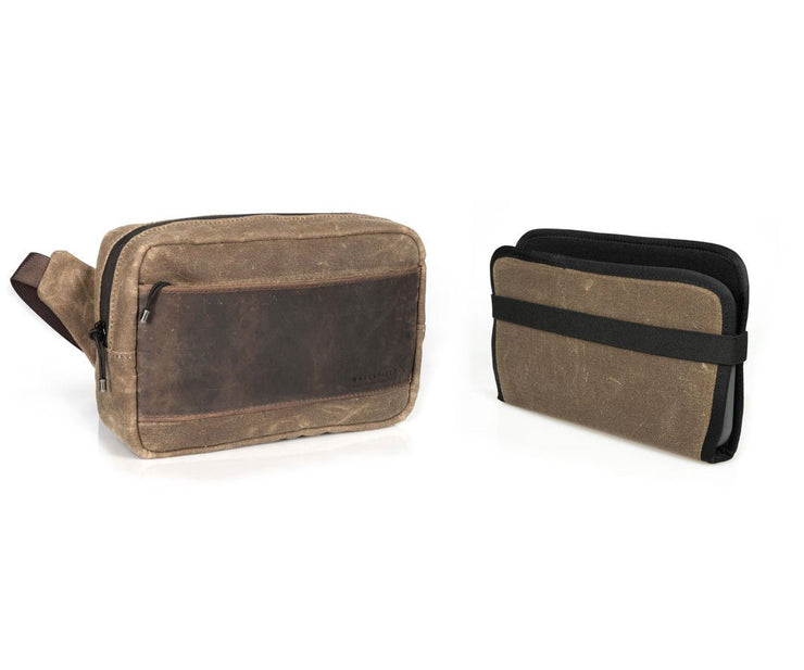 The Sutter Sling Pouch for Nintendo Switch with Taco Insert