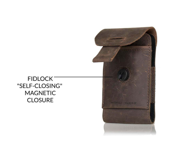 Innovative Fidlock fastener for easy access and security