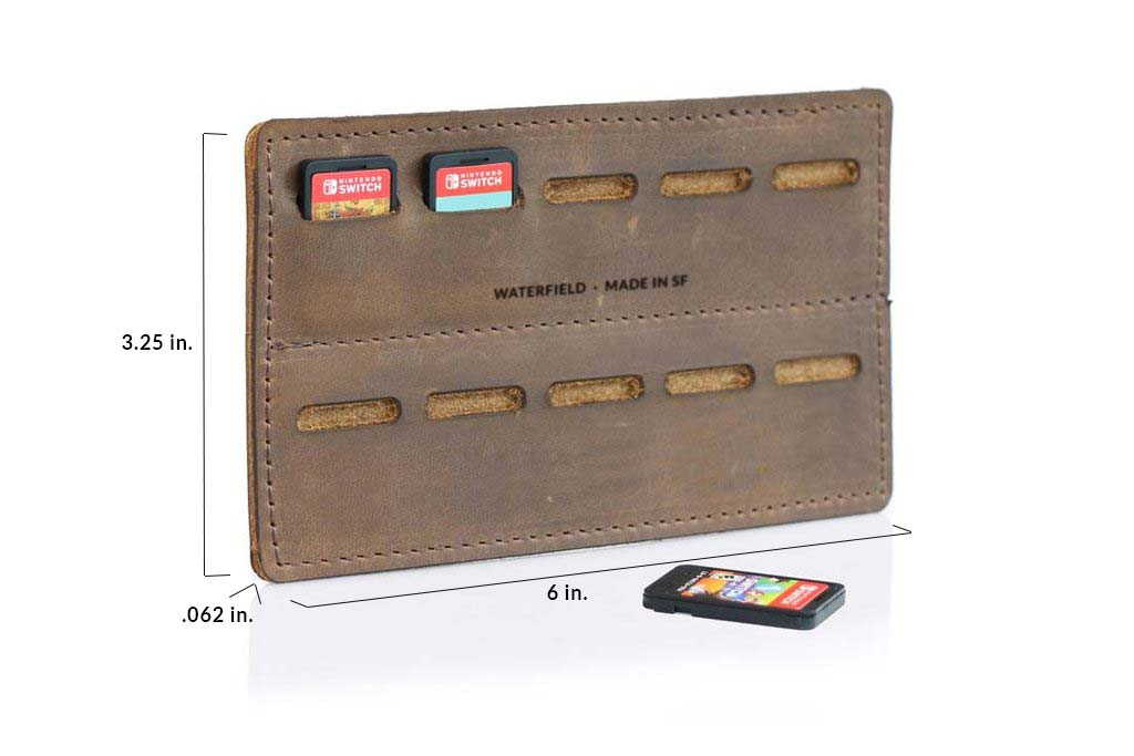 10-Game Card Holder fits in CitySlicker and MultiPlayer Pro