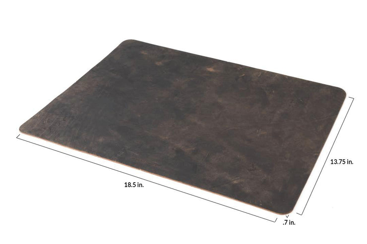 Provides a smooth, non-slip surface for your laptop.