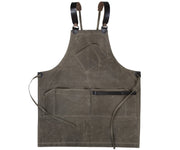 Meet the LIMITED EDITION Waxed Canvas Workshop Apron