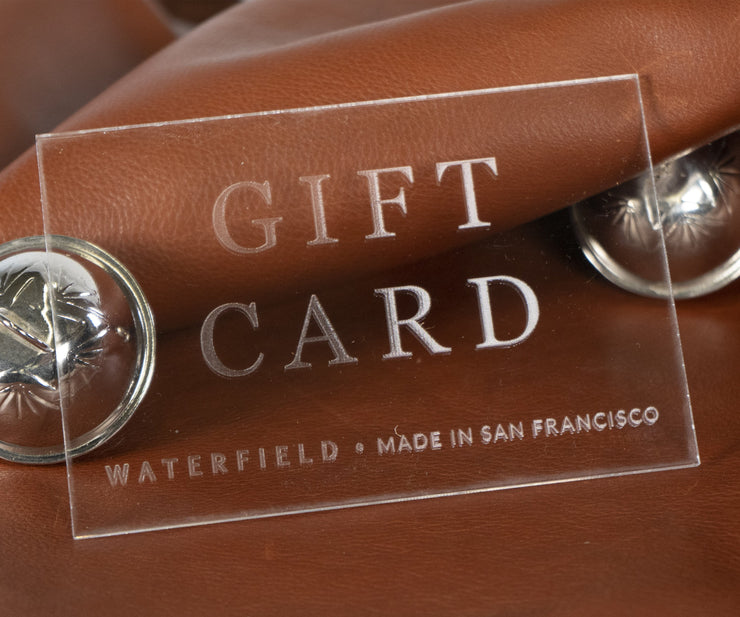 WaterField E-Gift Card