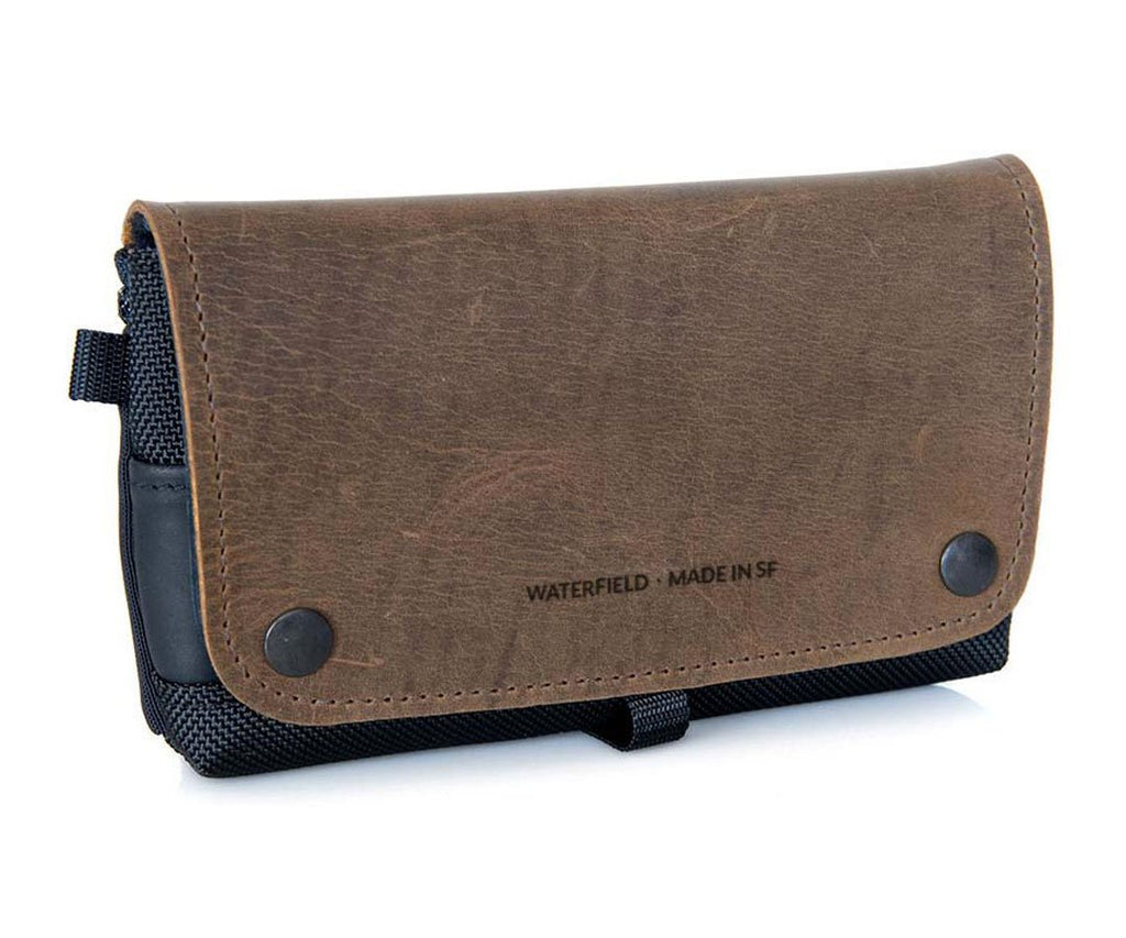 Grizzly Leather Flap