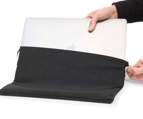 MacBook Suede Jacket Sleeve