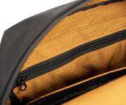 Interior zippered pocket secures small items