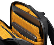 Two padded compartments for laptop and tablet