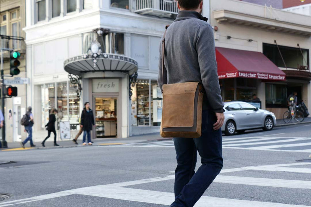 Muzetto Leather Bag