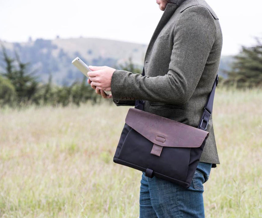 Lightweight and compact case lets you go everywhere
