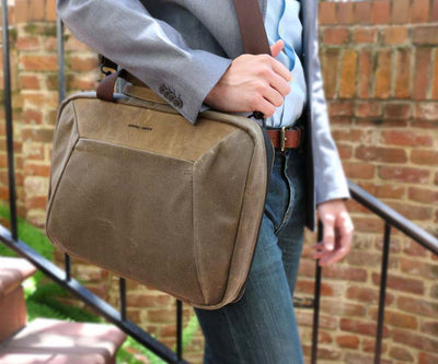 Zip Laptop Brief