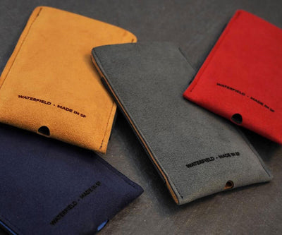 Fused Suede Case for iPhone 11