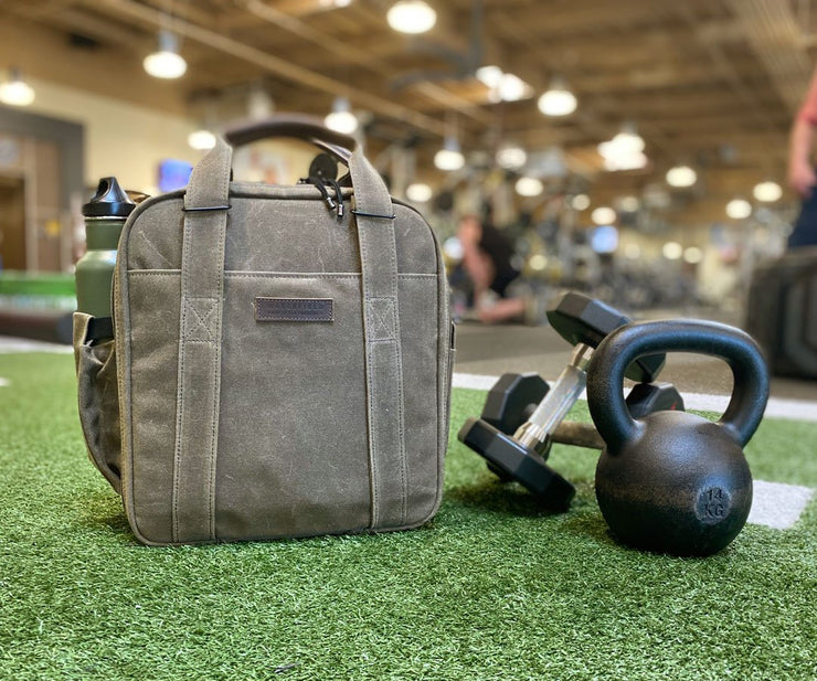 Meet the NEW! Bootcamp Gym Bag