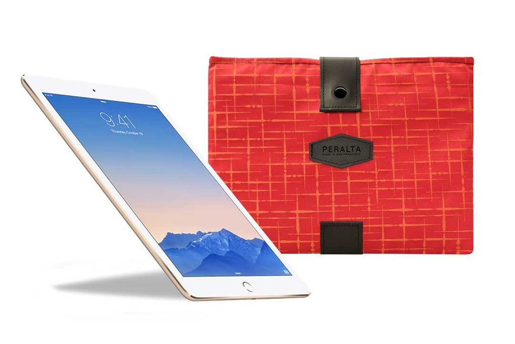 The PERALTA Scarlett Sleeve for the iPad Pro