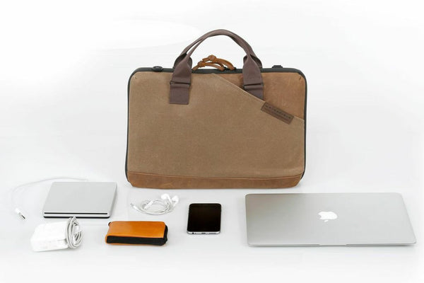 Fits MacBook or iPad and all accessories