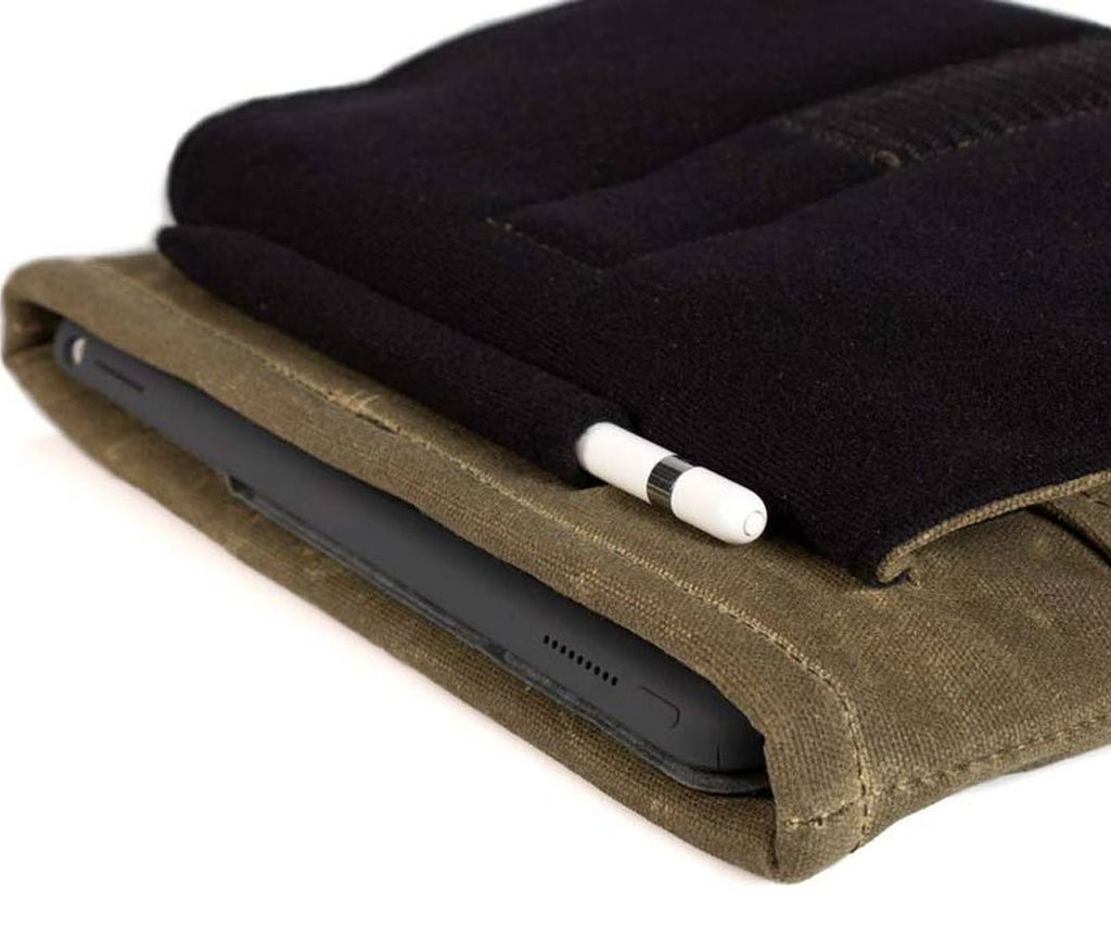 Secure Apple Pencil 2 slot for iPad Pro SleeveCase