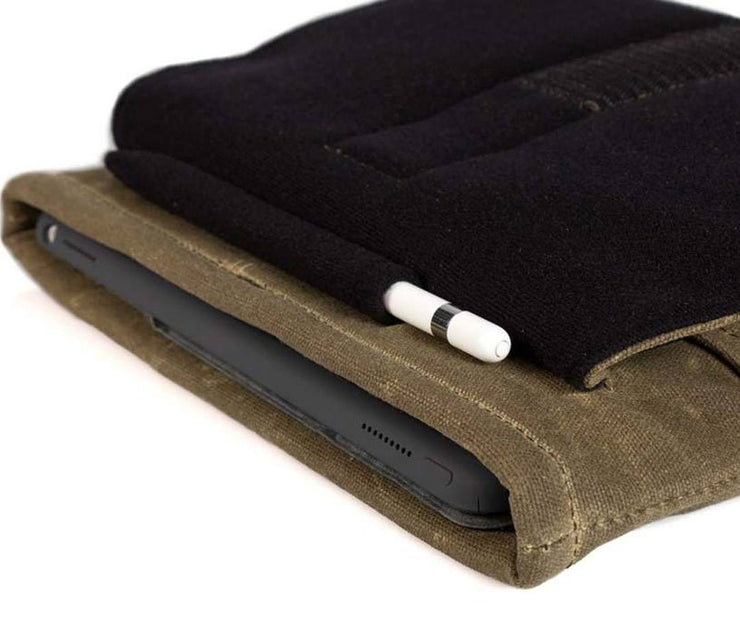 Secure Apple Pencil slot for iPad Air SleeveCase