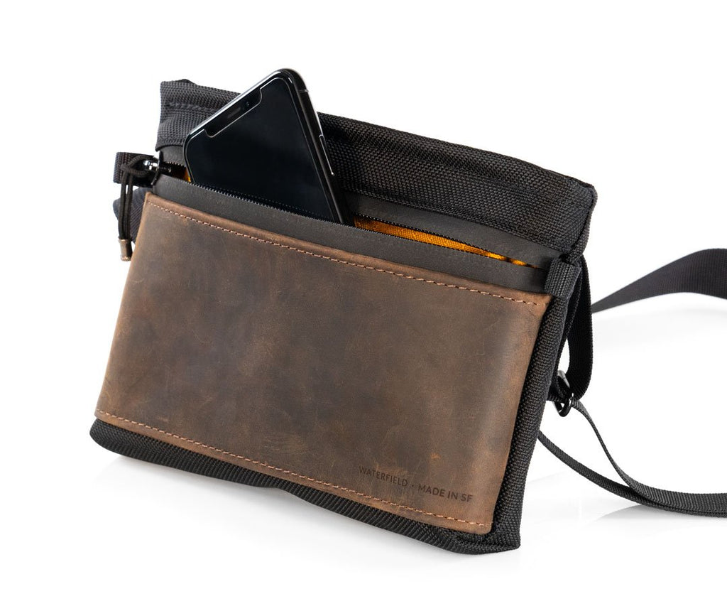 Utility Meets Modern Style in WaterField's New Marqui Crossbody Pouch Image