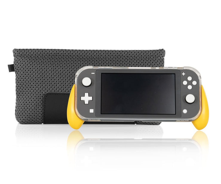 NEW! Switch Lite in Skull & Co. GripCase