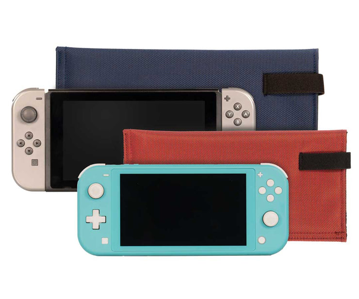 Custom-sized for naked Switch and Switch Lite