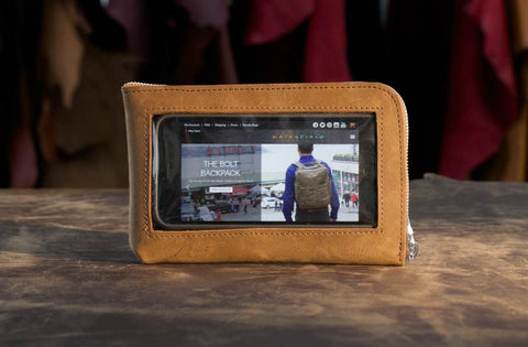 Intrepid iPhone 7 Travel Wallet