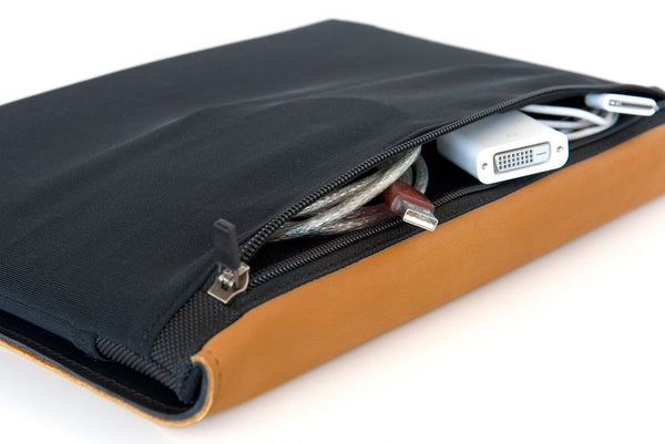 CitySlicker MacBook Case rear pocket
