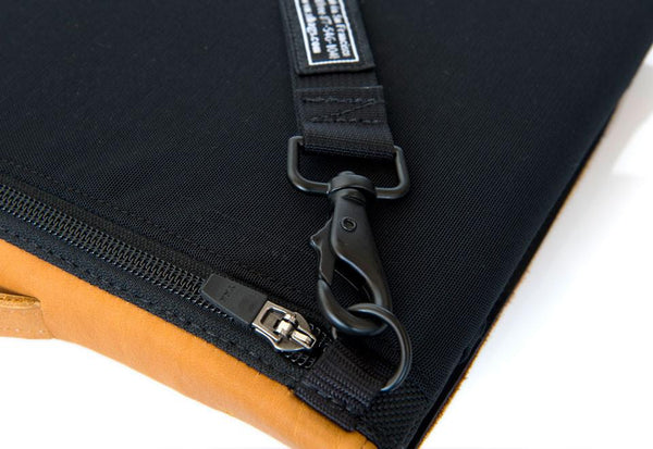 CitySlicker MacBook Case strap