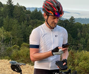 Cycling iPhone Wallet