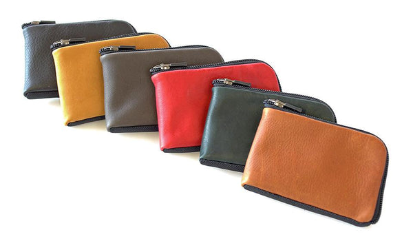 iPhone Finn Wallet leather colors